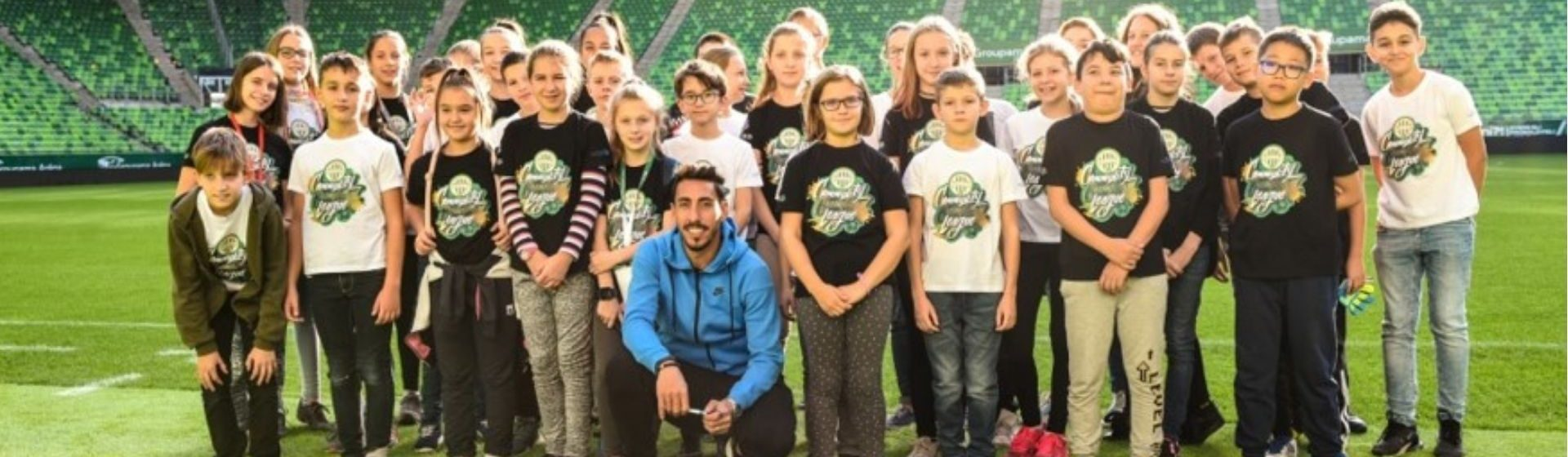 Community Champions League promotes physical activity and partnerships header