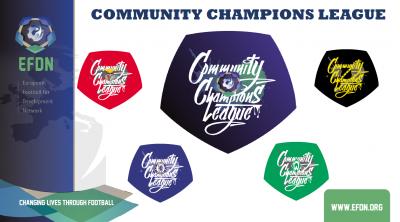 12th EFDN Conference Presentations – EFDN Community Champions League header